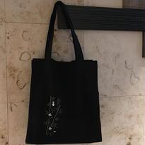 【香港☆Panda】トートバッグたっぷり入ります/ 刺繍パンダ