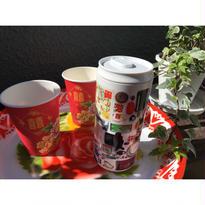 <SALE>【香港☆ecocan】香港雑貨柄のタンブラー /  PRETTY☆HONG KONG