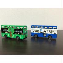 【香港☆80M 巴士店】(PB)ラッピングバス /   80M BUS MODEL SHOP 2種類