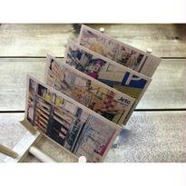 【香港☆LUMINUS】明信片・POST CARD  /  香港の街角 4種類・PHOTO by 趙燁