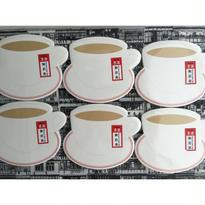 【香港☆Tableware Memo Pad】熱奶茶・陶瓷杯 / メモパッド