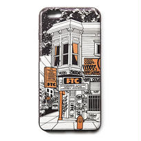 【FTC】iPhone Case -Art by Mike Giant