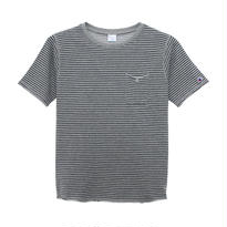 【CHAMPION】SHORT SLEEVE CREW NECK SWEAT TEE