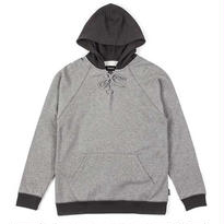 【BRIXTON】 HULL HOODED PULLOVER