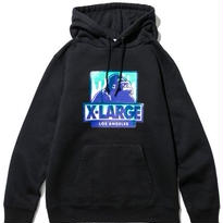 【XLARGE】DRIPPING OG PULLOVER HOODED SWEAT