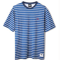 【FTC】PRINTED STRIPE TEE