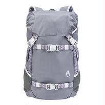 【NIXON】LANDLOCK II BACKPACK  GRAY/GRAY