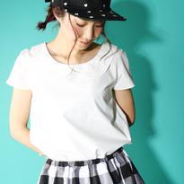 まるえりホワイトシャツ♡