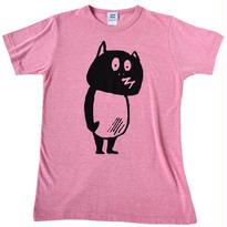 河童の三平 T-Shirts(特製タグ付) Color ピンク