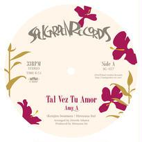 """[SG-027] Amy A - Tal Vez Tu Amor / Mi Rumba Llegó  (7"""" Vinyl) 残り2枚!"""
