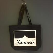 SUMMIT Logo Tote Bag 2017 Navy(L)