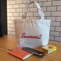 SUMMIT Logo Tote Bag 2017 Natural(S)