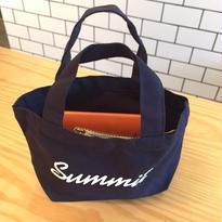 SUMMIT Logo Tote Bag 2017 Navy(S/S)