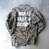 Foul Play BDU Vintage Shirt Jacket【M Size】<Digital Camo>