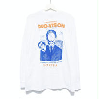 SURF IS DEAD DUO VISION L/SL TEE サーフイズデッド