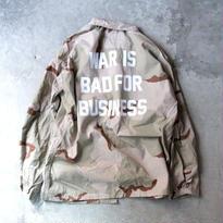 Foul Play BDU Vintage Shirt Jacket【L Size】<Desert Camo>