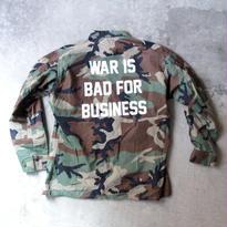 Foul Play BDU Vintage Shirt Jacket 【L Size】<Woodland Camo>
