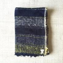 Gara-bou Blanket Stole 90×190cm (Bolivian Yellow)