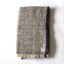 Gara-bou Blanket Stole 90×190cm (Light Gray)