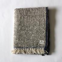 Gara-bou Medium Stole 50×190cm (Light Gray)