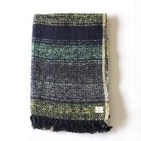 Gara-bou Blanket Stole 90×190cm (Bolivian Lime)