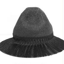 Fringe Mountain Hat - Straw