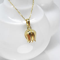 野バラの蕾 necklace | G-series