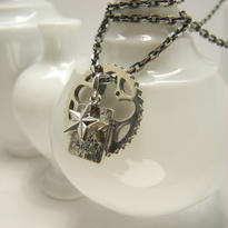 34T chainring necklace+star+plate