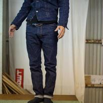 TCB Jeans Orange SUPER SLIMS / 606model