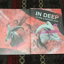 IN DEEP #3/ Risk & Reward Issue / Yuta Watanabe