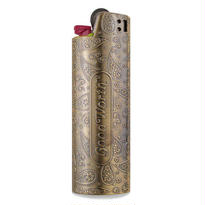 PAISLEY LIGHTER CASE -LARGE