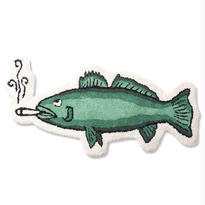 SMOKING FISH RUG
