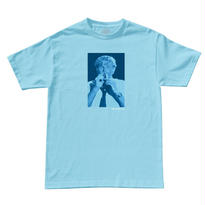 SNIFFER TEE - LIGHT BLUE