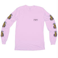DIFFERENCE LONG SLEEVE - PINK