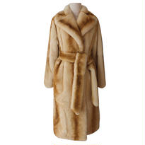 Camel luxury Coat