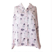 the Little Vicious xoxo Jean Andre,print pajamas-shirts
