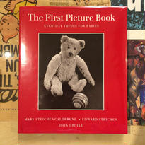 EDWARD STEICHEN:TThe First Picture Book〈RED〉