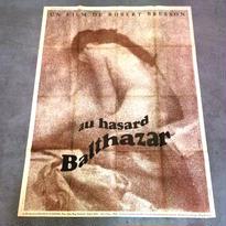 RUNE FERRACCI:AU HASARD BALTHAZAR / バルタザールどこへ行く