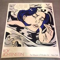 ROY LICHTENSTEIN:Drowing Girl 1963
