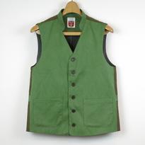 TIB_43 FRANK LEDER Triple Washed Cotton Vest