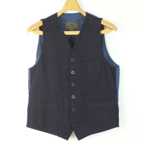 IND_29 Nigel Cabourn MALLORY VEST