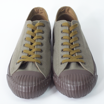 IB_25 Nigel Cabourn MILITARY SHOES LOW TOP