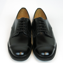 TIB_58 SANDERS Military Derby Shoes