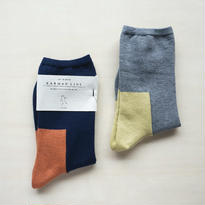 GEMINI 23-25  双子座の靴下  / cotton