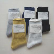 NORMA 23-25 定規座の靴下/cotton