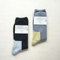 GEMINI 25-27  双子座の靴下  / cotton