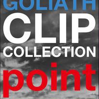 "GOLIATH/GOLIATH CLIP COLLECTION ""point"""