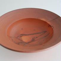 リムのある皿(大)