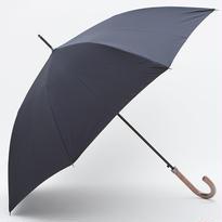 【日本製】超はっ水  無地のシンプルな傘 65cm/長傘 [E13888 A/B/C/D]