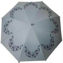 大人気のサクラ骨!美白アンブレラ 晴雨兼用 トロピカルプリント傘 [OSK020 W/P/S]
